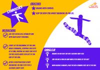 Gymnastics – One Foot Balancing