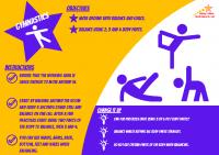 Gymnastics – Point Balancing