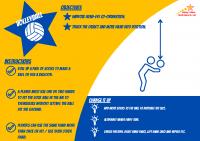 Volleyball – Hand Eye Coordination