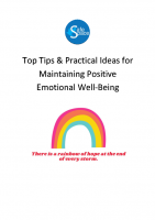 CYP Maintaining Emotional Well-being Guide