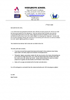 Head Teachers Letter 03032020