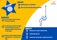 Volleyball – Hand Eye Coordination