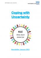 MHST Newsletter 3 _ Uncertainty