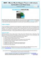 MHST Newsletter World Bipolar Day